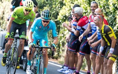 Milão-Turim: Colômbia domina com Lopez campeão e Uran em 3º