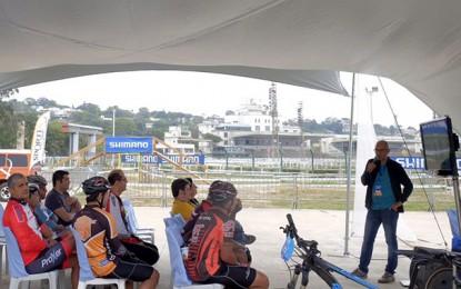 Shimano Fest: jornalismo e ciclismo com o Bikemagazine