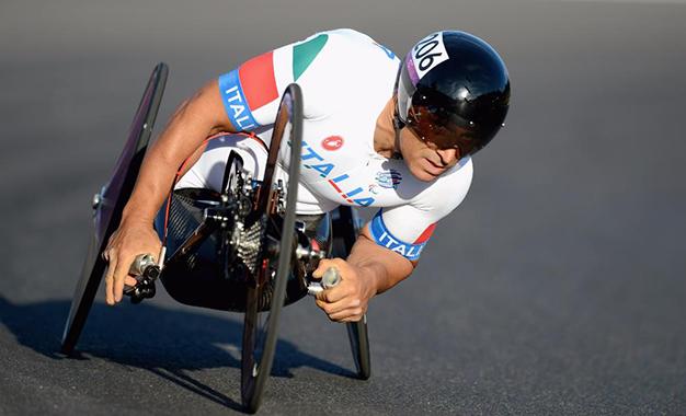 Zanardi estará em três provas nos Jogos Paralímpicos Rio 2016