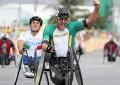 Paralímpicos: sul-africano é ouro e Zanardi fica com a prata na estrada