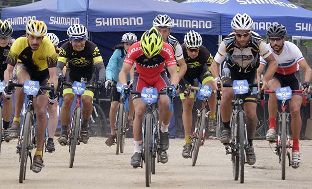 Prova de ciclocross no Shimano Fest Foto: Sergio Yoshio / FS Fotografia