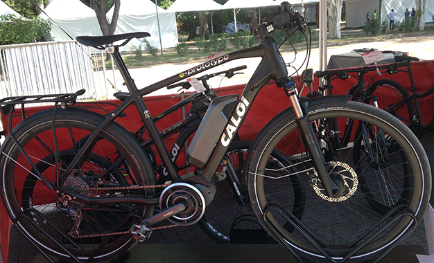 Bike eletrica Caloi