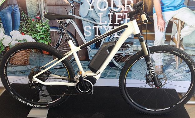 Bike Shimano 2