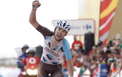 Vuelta: Latour vence última subida; Quintana muito perto do título