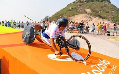Paralímpicos: Zanardi é ouro na prova de contrarrelógio