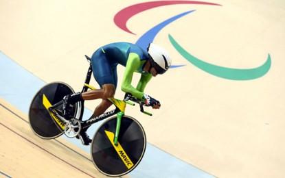 Paralímpicos: seleção brasileira estreia no ciclismo de pista
