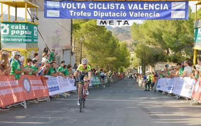 Nicolas Sessler é o campeão da Volta a Valencia, na Espanha