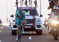 Abu Dhabi Tour: vitória solo dá liderança a Tanel Kangert