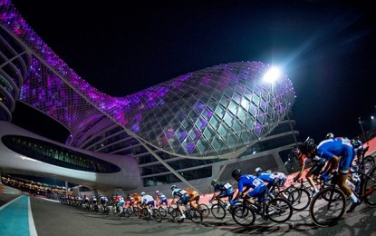 Abu Dhabi Tour: melhores momentos on-board das quatro etapas