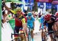 Rafael Andriato vence abertura do Tour de Hainan e é o 1º líder