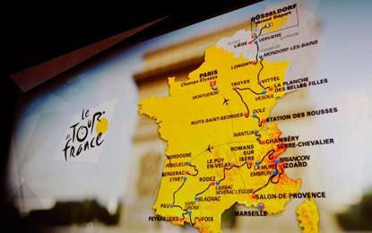 Percurso do Tour de France 2017 é apresentado em Paris