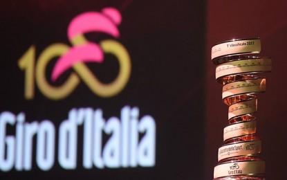 Giro 2017 é apresentado; crono em Milão na etapa final