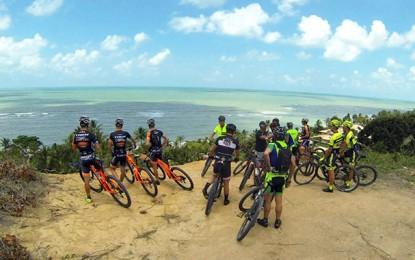 Brasil Ride começa neste domingo em Arraial d'Ajuda