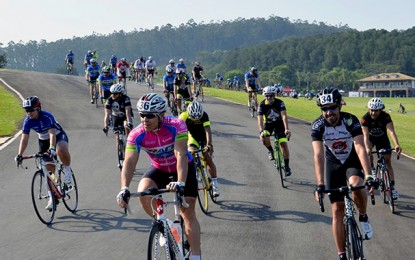 Bike Series terá duas provas no autódromo Capuava, em Indaiatuba (SP)