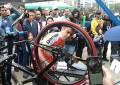 Shimano Fest: campeão do Desafio de Mecânica festeja vitória