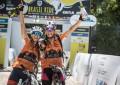 Festa brasileira no pódio da ultramaratona Brasil Ride