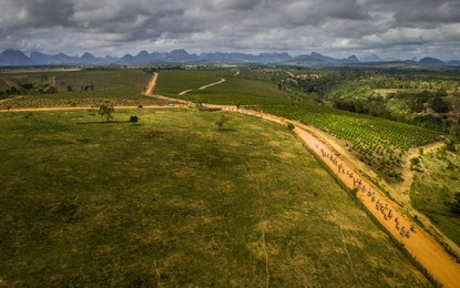 Brasil Ride: Geismayr e Kaess vencem a etapa mais longa