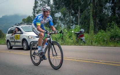 Desafio Márcio May: Ramiro Cabrera é tricampeão no ciclismo
