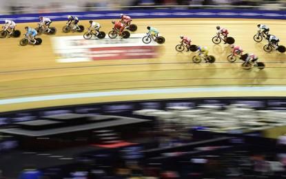 Ciclismo de pista: melhores momentos da 1ª etapa da Copa do Mundo