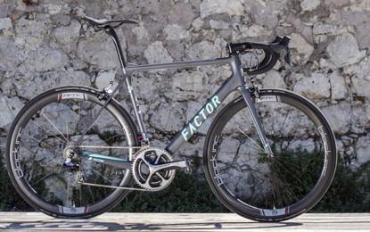 Britânica Factor Bikes estreia no World Tour com a equipe AG2R