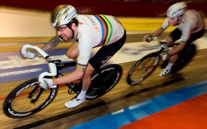 Bradley Wiggins e Mark Cavendish vencem a Seis Dias de Ghent