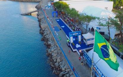 Ironman Fortaleza: brasileiro e uruguaia são os campeões