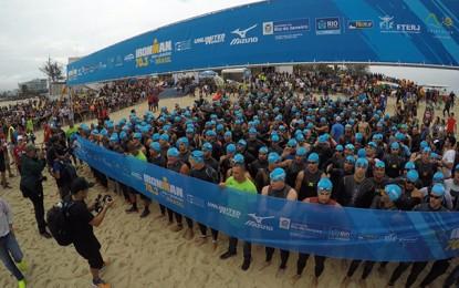 Brasil conquista 34 das 40 vagas para o Mundial Ironman 70.3