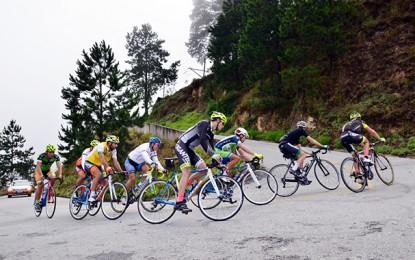 Funvic treina e avalia novatos para o Projeto Brasil Pro Cycling