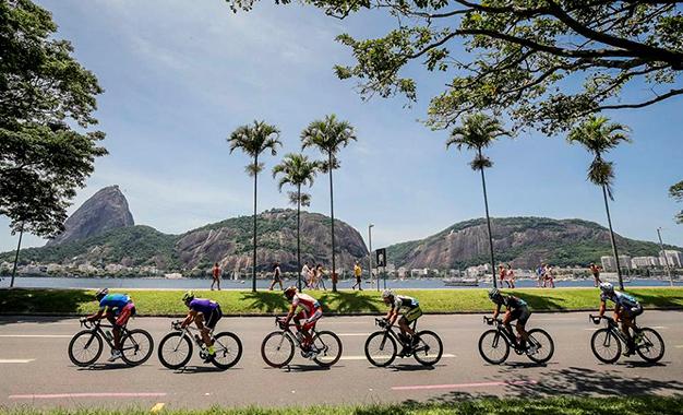 Desafio Tour do Rio teve 5ª e última etapa na Enseada de Botafogo