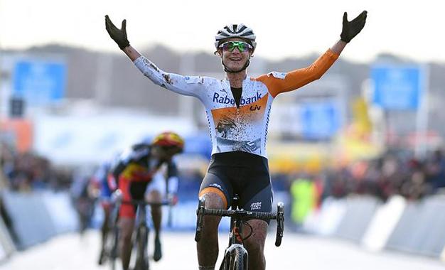 A holandesa Marianne Vos foi a vencedora