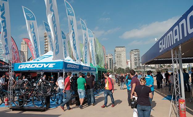 Bike Expo no Shimano Fest 2016 Foto: Fernando Siqueira / FS Fotografia)
