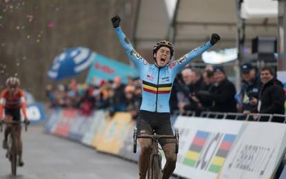 Ciclocross: Sanne Cant vence Marianne Vos e é a nova campeã mundial