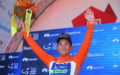 Tour Down Under: Caleb Ewan fatura etapa de abertura