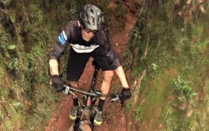 Zoom Bike Park inaugura trilha em homenagem a Ned Overend