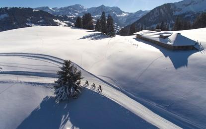 Melhores momentos do 3º Snow Bike Festival, na Suíça