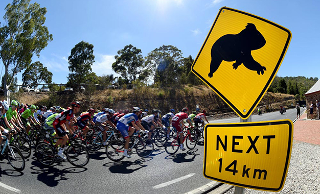 Tour Down Under abre a temporada World Tour