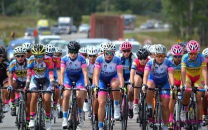 Marlies Mejías, de Cuba, vence 1ª etapa do Tour Feminino do Uruguai