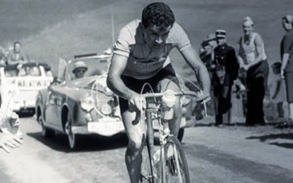 Morre Walkowiak, o mais surpreendente campeão do Tour de France