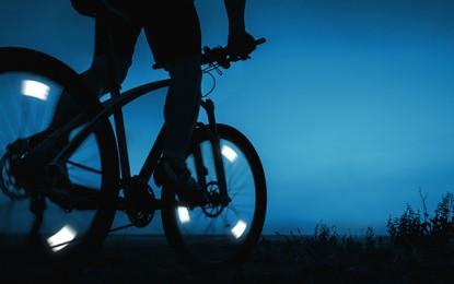 Alemães apresentam o Flectr, o mais leve refletor para rodas