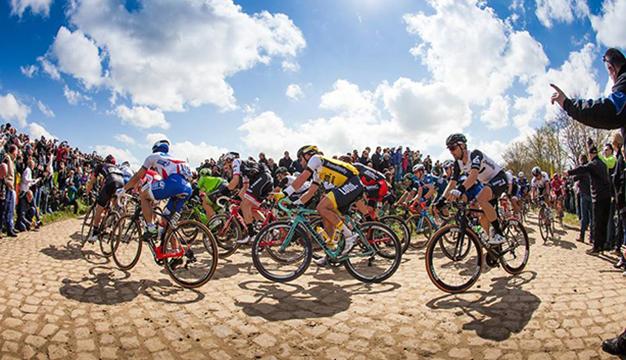 Novos trechos de pavés na Paris-Roubaix