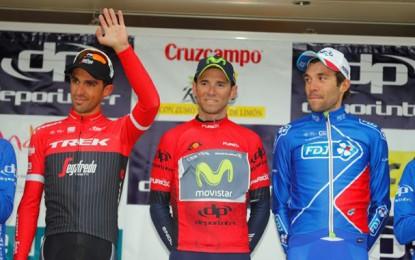Valverde vence Andalucia com 1s de vantagem sobre Contador