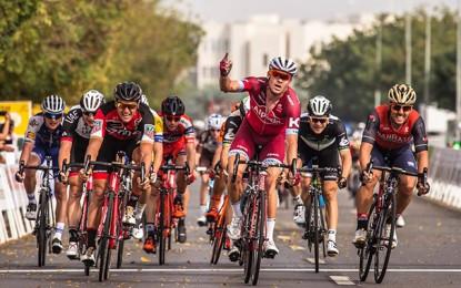 Tour de Omã: Kristoff vence sprint da 4ª etapa