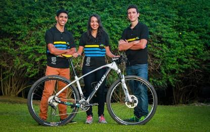AVA Project conta com três atletas na temporada 2017