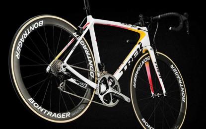 Volta da Andalucia: a Trek personalizada de Contador