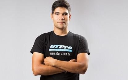 Gideoni Monteiro disputa etapa da Copa do Mundo de Pista na Colômbia