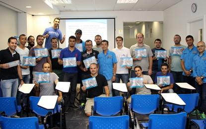 Shimano anuncia calendário de treinamento técnico em 18 estados brasileiros