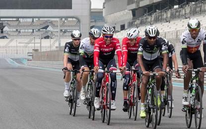 Abu Dhabi Tour tem Contador, Nairo e Nibali; veja start list e etapas