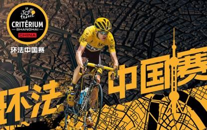 Tour de France quer a China e anuncia eventos em setembro