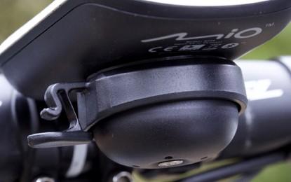 Invenção holandesa Hide My Bell esconde a campainha sob o GPS