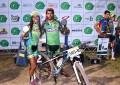 Atleta Isapa-Oggi vence prova de mountain bike em dupla na Bahia